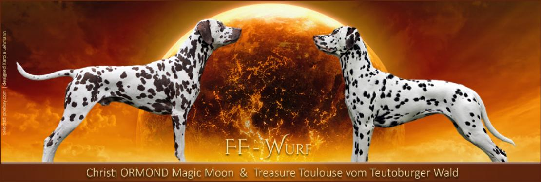 FF - Wurf vom Teutoburger Wald