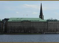 Hapag Lloyd in Hamburg an der Alster